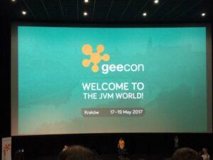 Geecon 2017: Less hype, more diversity